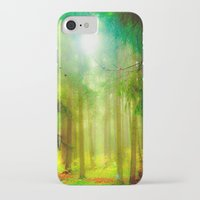 fairy tale iPhone & iPod Cases featuring Fairy tale by Armine Nersisian