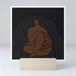 UrbanNesian Malu Suga Mini Art Print