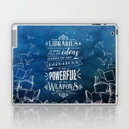 Libraries Laptop & iPad Skin