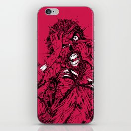 STRESSED-OUT iPhone Skin