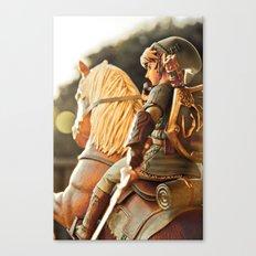 Hero of Hyrule Canvas Print