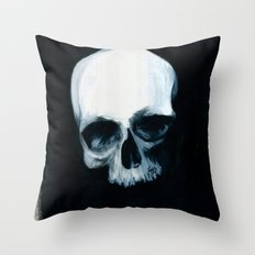 Bones XIV Throw Pillow