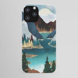 River Vista iPhone Case