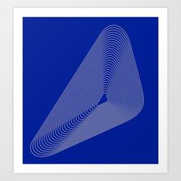spiral001 Art Print
