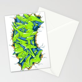 Vecta Wall Smash Stationery Cards
