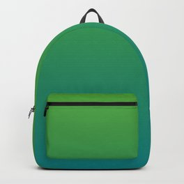Electric Eel Dirty Green Blue Backpack