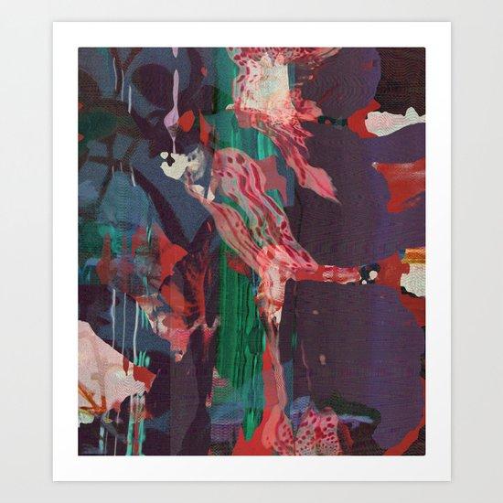Untitled 20151230a (Arrangement) Art Print