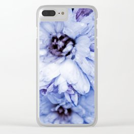 Jack Frost Clear iPhone Case