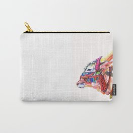 Himalayan Cow at Dusk Carry-All Pouch