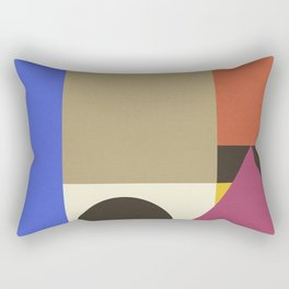 Bee's Knees FIVE (Square) Rectangular Pillow