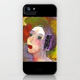 Maman iPhone Case