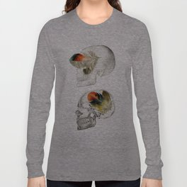 Feathers In My Head Long Sleeve T-shirt