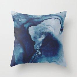 Seeking Peace Throw Pillow