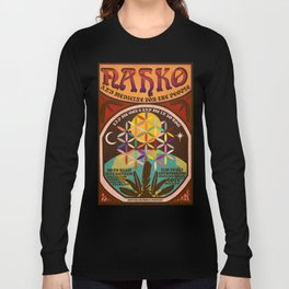 Nahko & Medicine for the People | Fan Made Poster Long Sleeve T-shirt