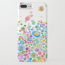 Inner Circle - white iPhone Case