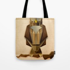 Owl riffic paper cutout vector jazz Tote Bag