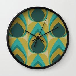 MCM Dråbe Wall Clock