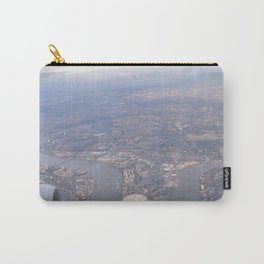 London From The Air Carry-All Pouch