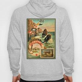 Bretagne Brittany Hugo d'Alesi 1895 French travel Hoody