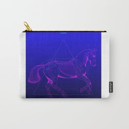 Da Vinci Horse Revealed Carry-All Pouch