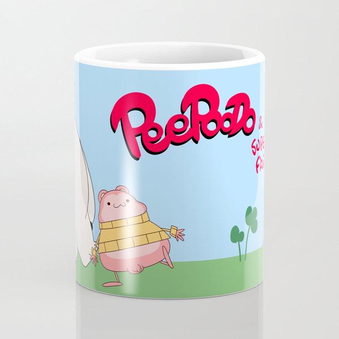 Peepoodo & Kevin Coffee Mug