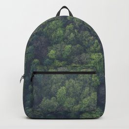 green-trees Backpack