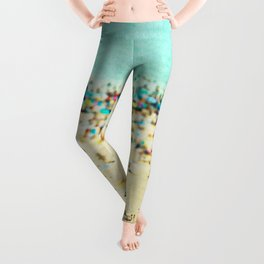 Coney Island Beach Leggings