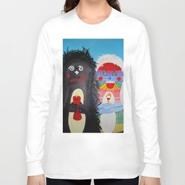 Bob and Scoob are Accidentally Abducted Long Sleeve T-shirt