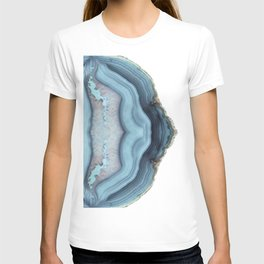 Light Blue Agate T-shirt