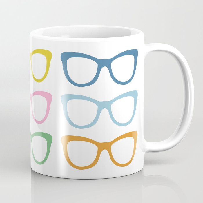 Glasses #3 Coffee Mug