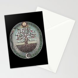 Origins Tree of Life Stationery Cards