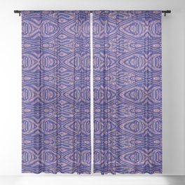 Stephens Yoda Sheer Curtain