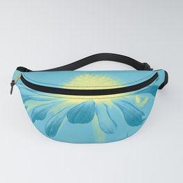 Echinacea in pastel shade Fanny Pack