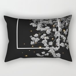 fugacious Rectangular Pillow