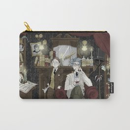 221 B Rick Street Carry-All Pouch