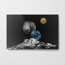 Space II Metal Print