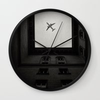 freedom Wall Clocks featuring Freedom by PhotoStories