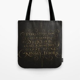Every Little thing Tote Bag