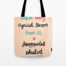 Every Cynical Tote Bag