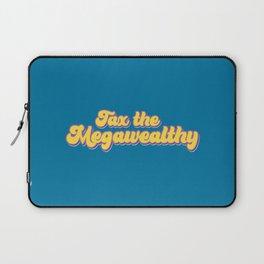 Tax the Mega-wealthy Laptop Sleeve