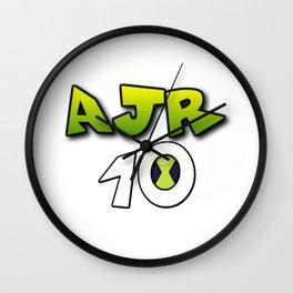 Ajr 10 Wall Clock