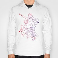 cyrilliart Hoodies featuring OTRA by Cyrilliart