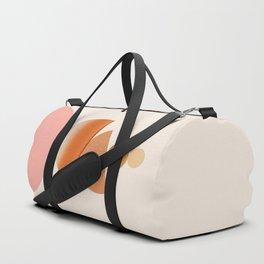 Abstraction_Balance_Round_Minimalism_011 Duffle Bag