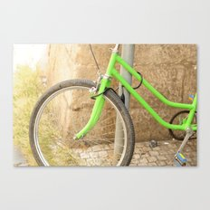 Ride Away with Me Canvas Print