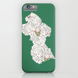 Guyana iPhone Case