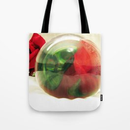 Red Roses Floral Visual Effect Art Photography Tote Bag