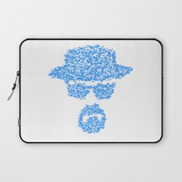 Breaking blue Laptop Sleeve