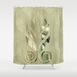 Wepwawet Shower Curtain