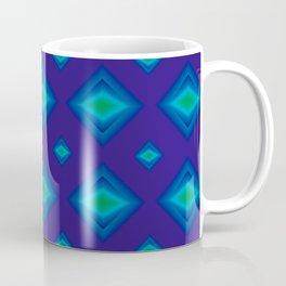 Azul electrico Coffee Mug