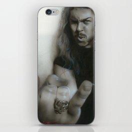 'JamesHetfield' iPhone Skin